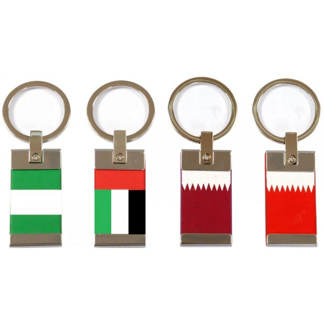 Color Key Ring