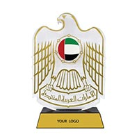 UAE Falcon Crystal Awards CR-10