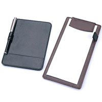 Customize PU Leather Writing Pad
