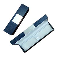 Dark navy Blue Single pen box