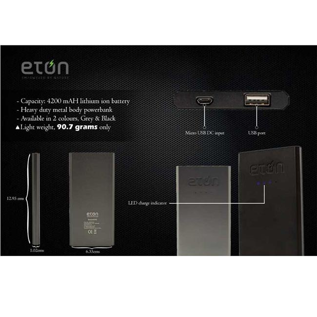Eton power Bank