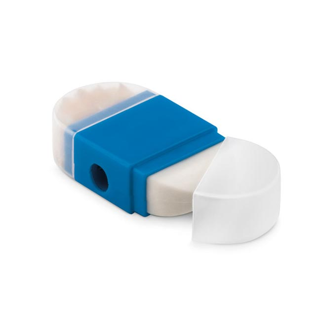 Sharpener And Eraser