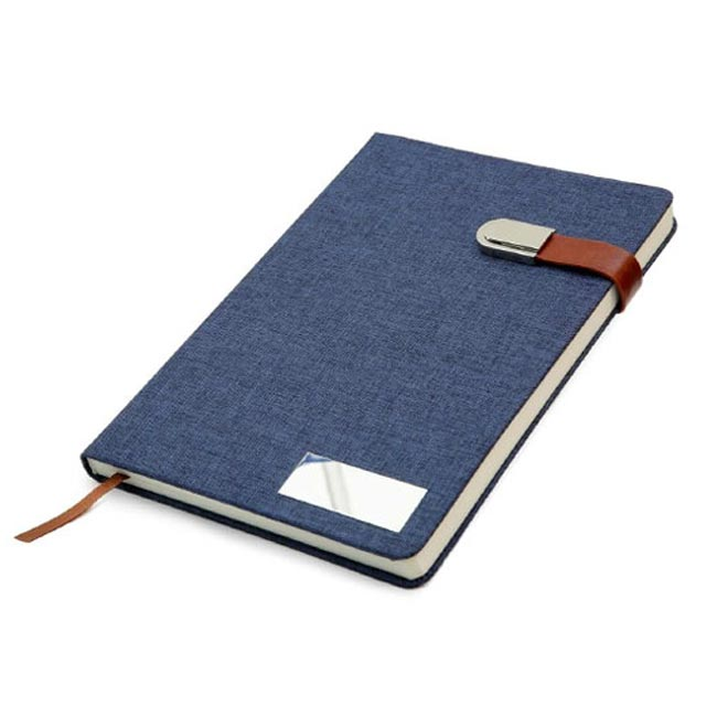 Linen Notebook Set