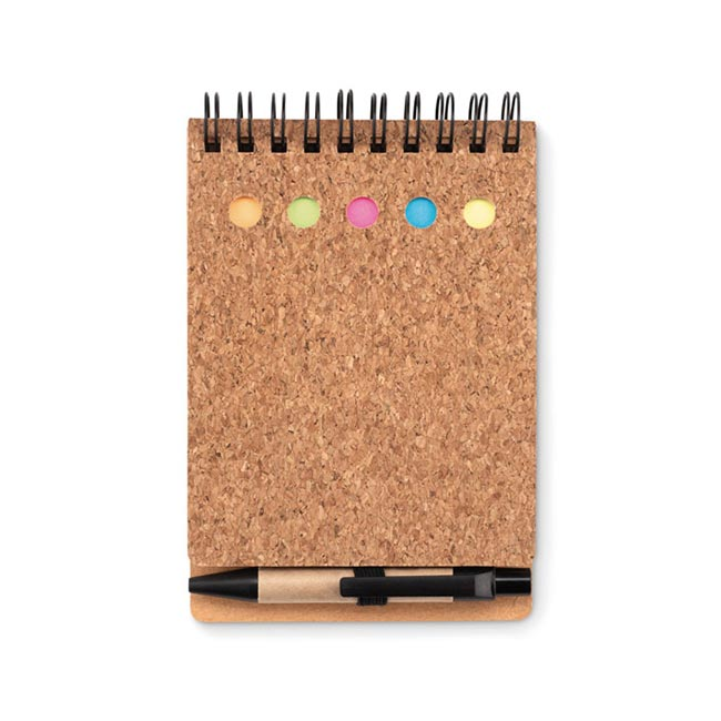 Cork Notebook...