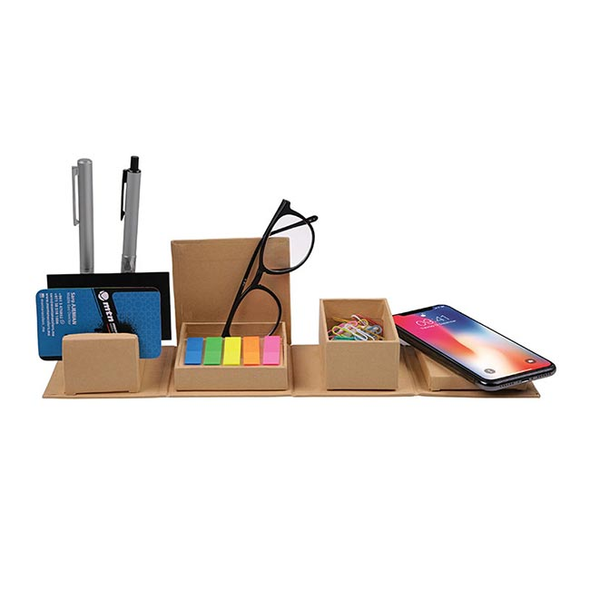 Couvin - Memo Cube with Wireless Charger
