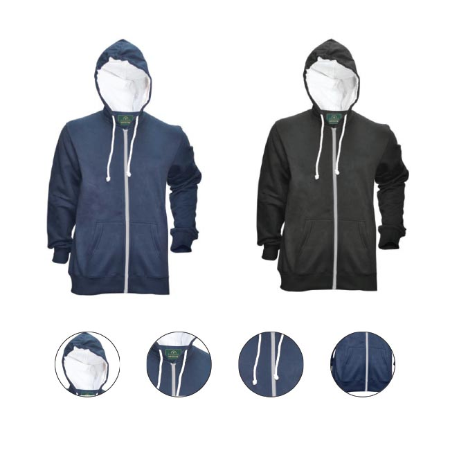 Hoody Winter Wear with Zipper
