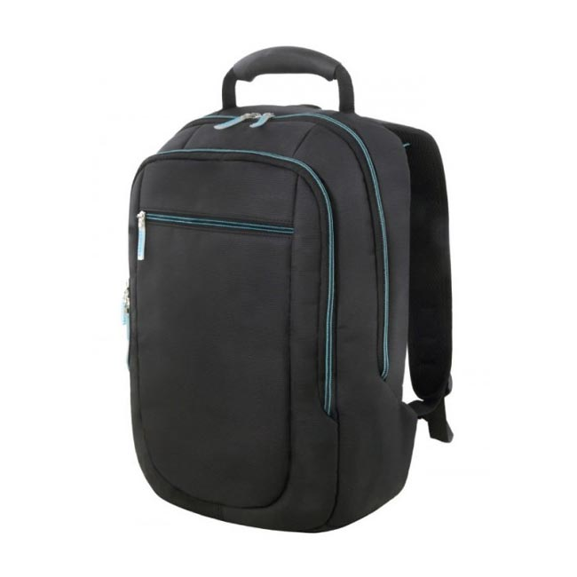 Laptop Backpack - Black / Blue