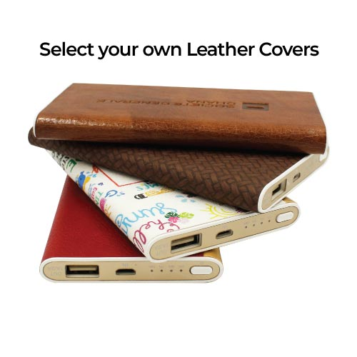 Leather Cover...