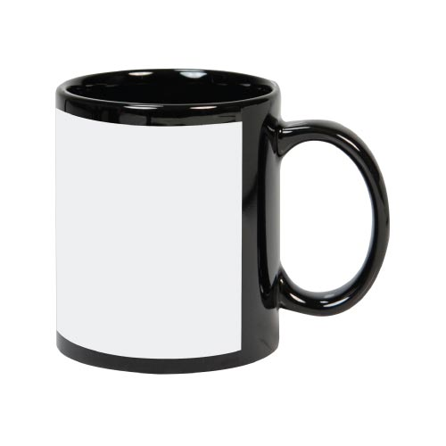 Mugs in Black...