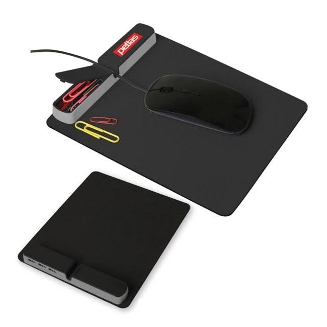 Mouse Pad with hub