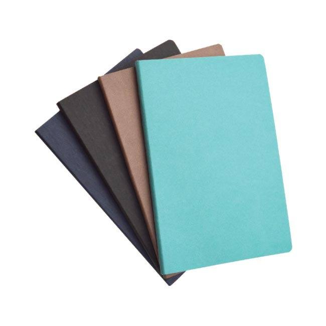 Soft PU Notebook