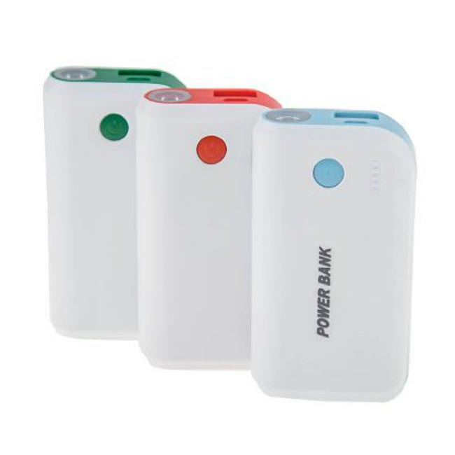 Power Bank - 5400mAh