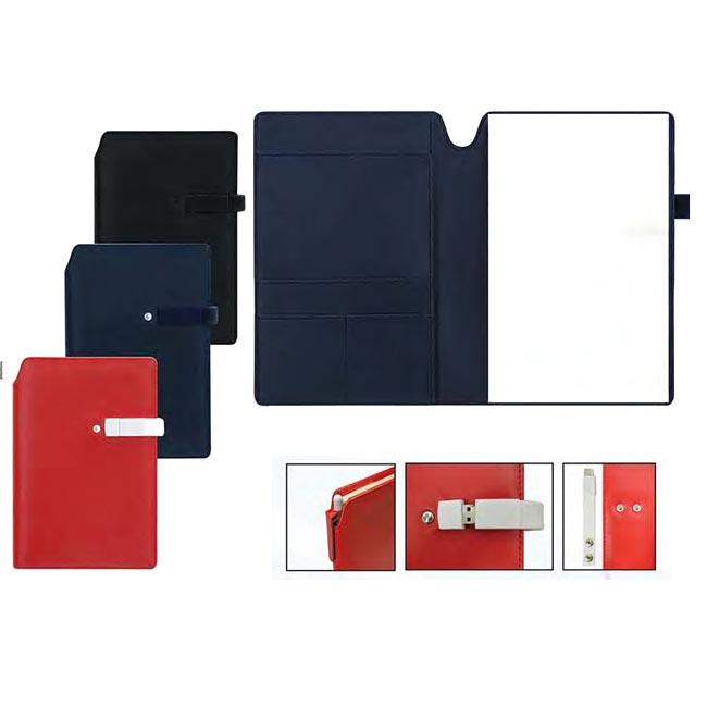 PU Leather Organiser