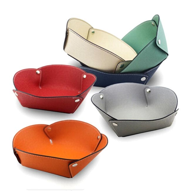 PU Leather Tray