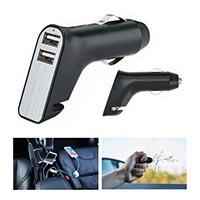 3in1 Multifunctional Car Charger