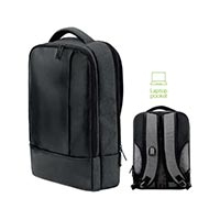 Backpack with External USB Port