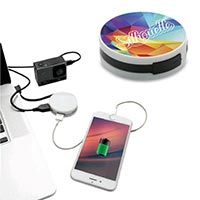 Wireless Charger with USB Ports