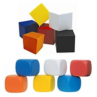 Stress Relievers - Square shape