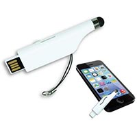 USB With iPhone Touch Screen Pointer