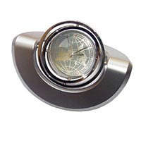 3-Axle Gyro Spinning Globe In 360 Degree