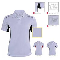 Dry N cool Polo with UV Protection