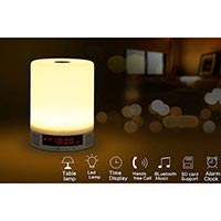 Exclusive Lamp with Speakers