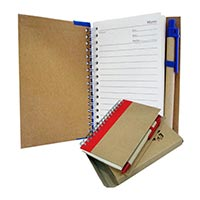 Eco-Neutral Folder with Pen