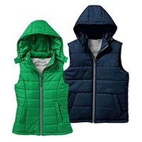 Mixed Double Body Warmer