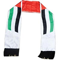 Flag Color Scarf