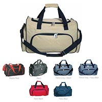 Travel Bag (Available in Various Colors)